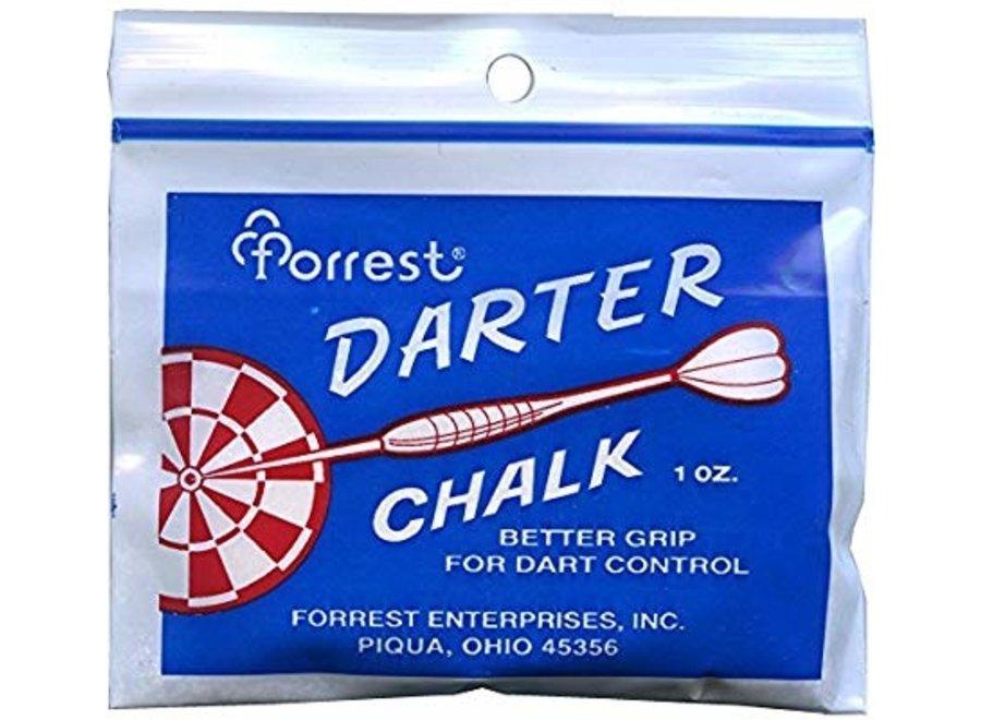 Forrest darter chalk