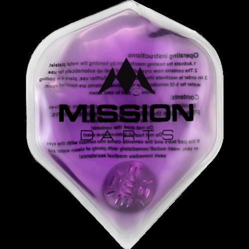 Mission Flux handwarmer paars