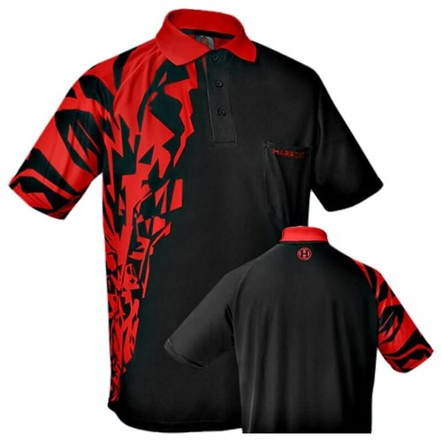 Harrows  Harrows dartshirt Rapide rood