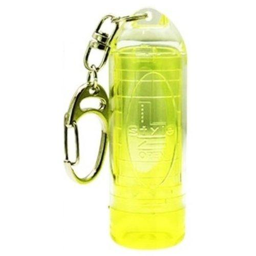 L-Style Lipstock case geel