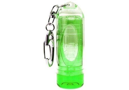 L-Style Lipstock case groen