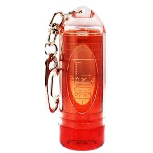 L-Style Lipstock case oranje