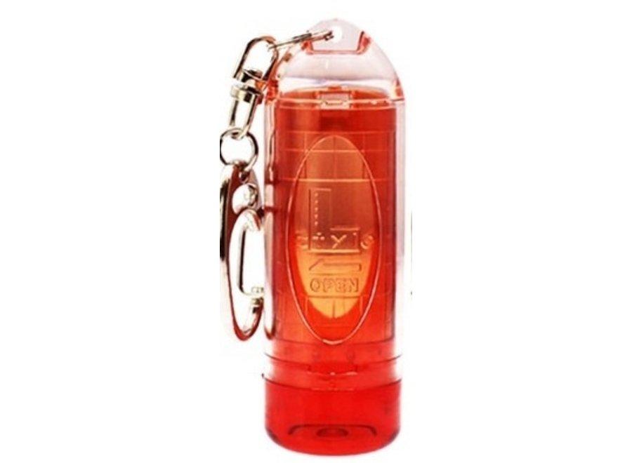Lipstock case oranje