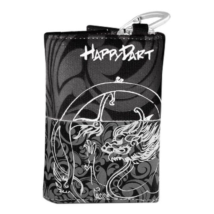 Happy wallet zwart-1
