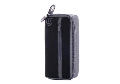 One80 Mini D box zwart/grijs