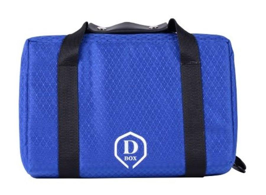 Master dart box blauw