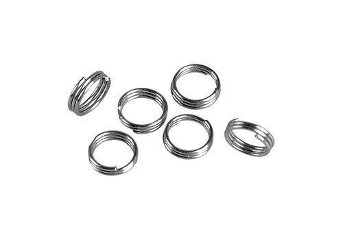 Basic collection Veertjes zilver