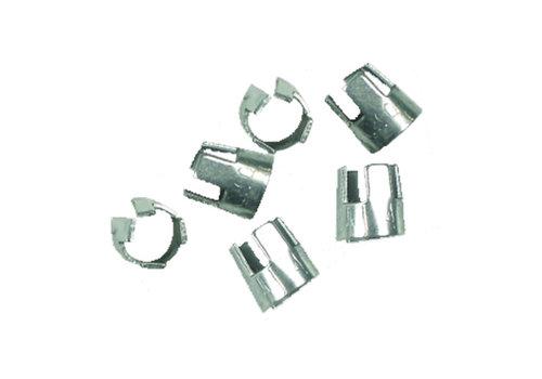 Basic collection Kroontjes zilver
