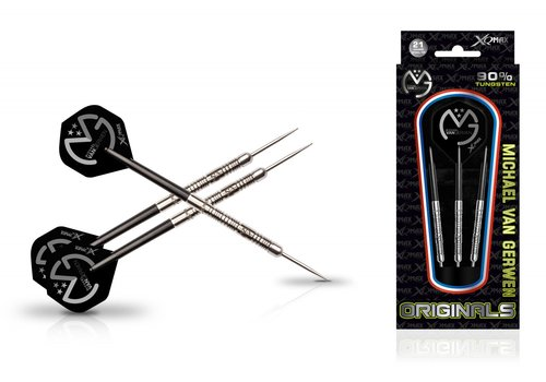 XQmax MvG darts original 21 gram