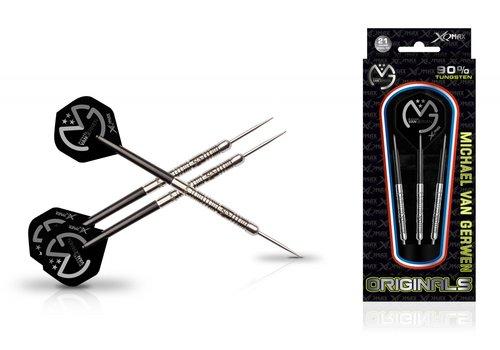 XQmax MvG darts original 23 gram