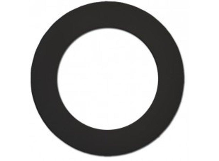 Surroundring zwart