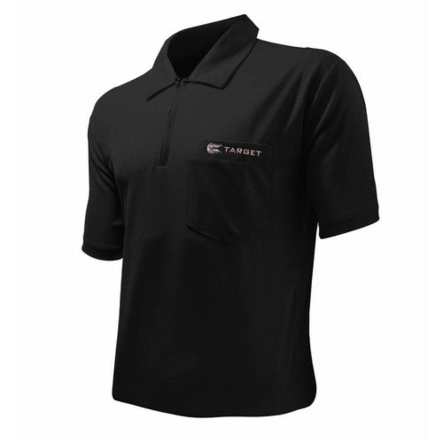 Coolplay dartshirt zwart-1
