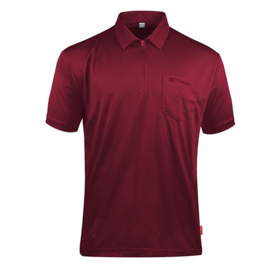 Coolplay dartshirt burgundy-1