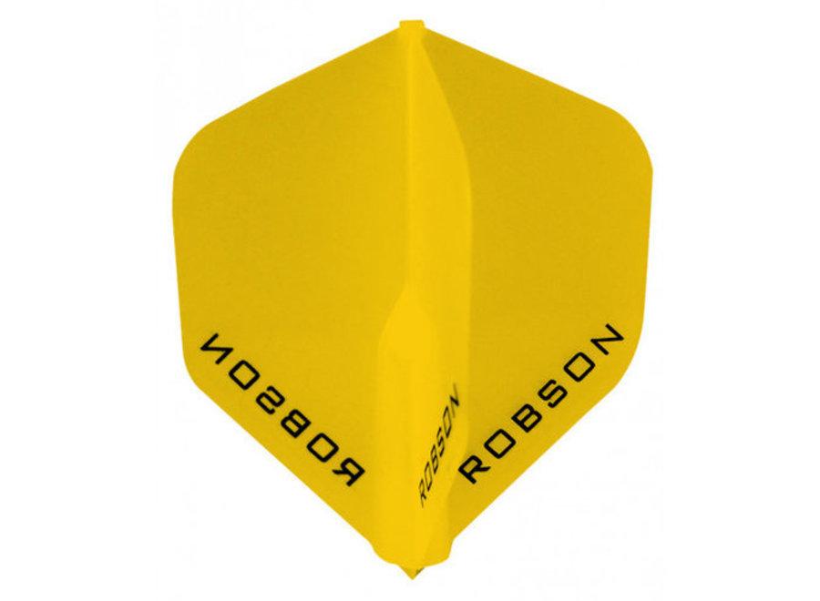 Robson plus flights geel