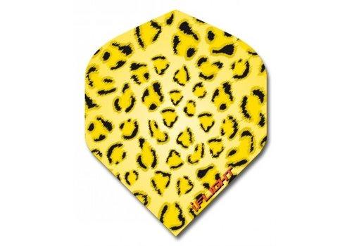 I flights Luipaard geel