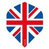 Ruthless flight Engelse vlag