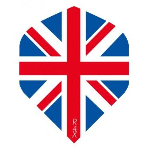 Ruthless Ruthless flight Engelse vlag
