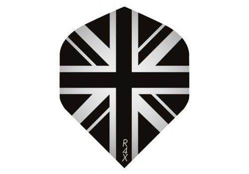 Ruthless Ruthless flight Engelse vlag zwart/grijs