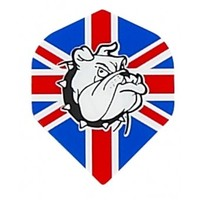 Ruthless flight Engelse vlag  bulldog