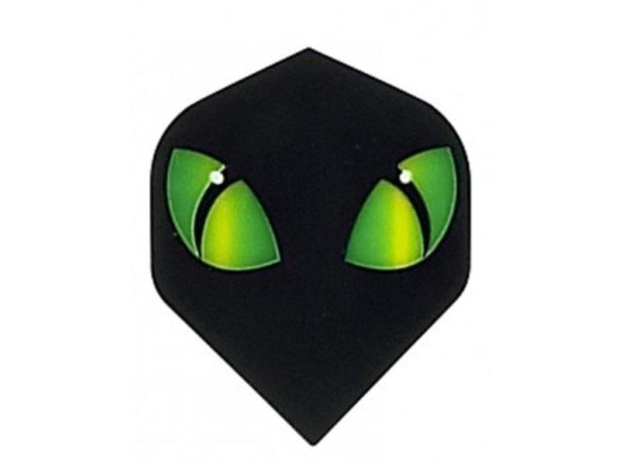 Ruthless flight Cats eyes groen