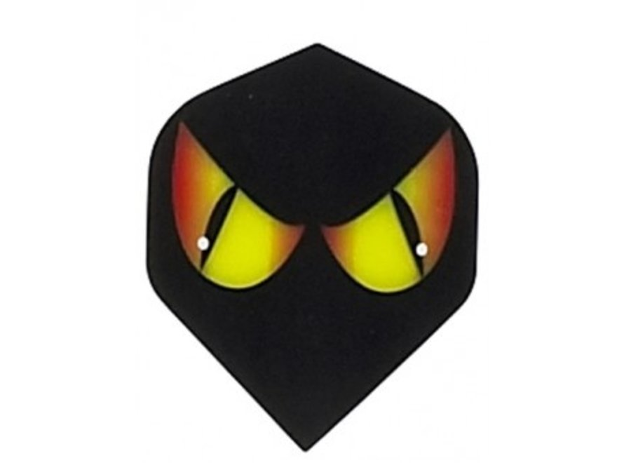 Ruthless flight Cats eyes geel