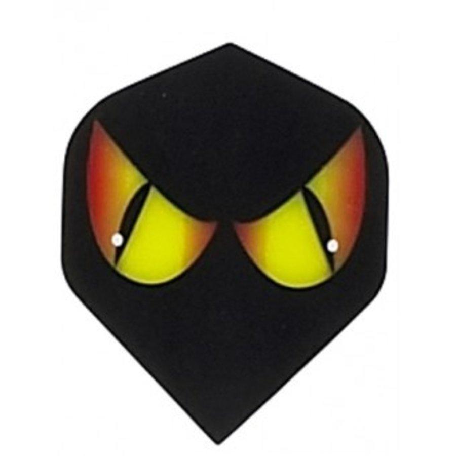 Ruthless flight Cats eyes geel-1