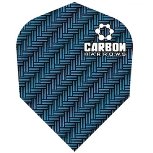 Harrows  Carbon blauw