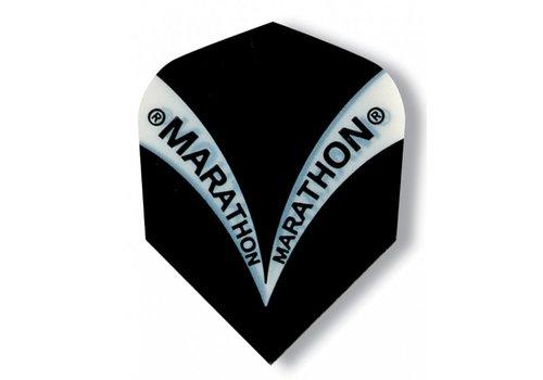 Harrows  Marathon flights zwart