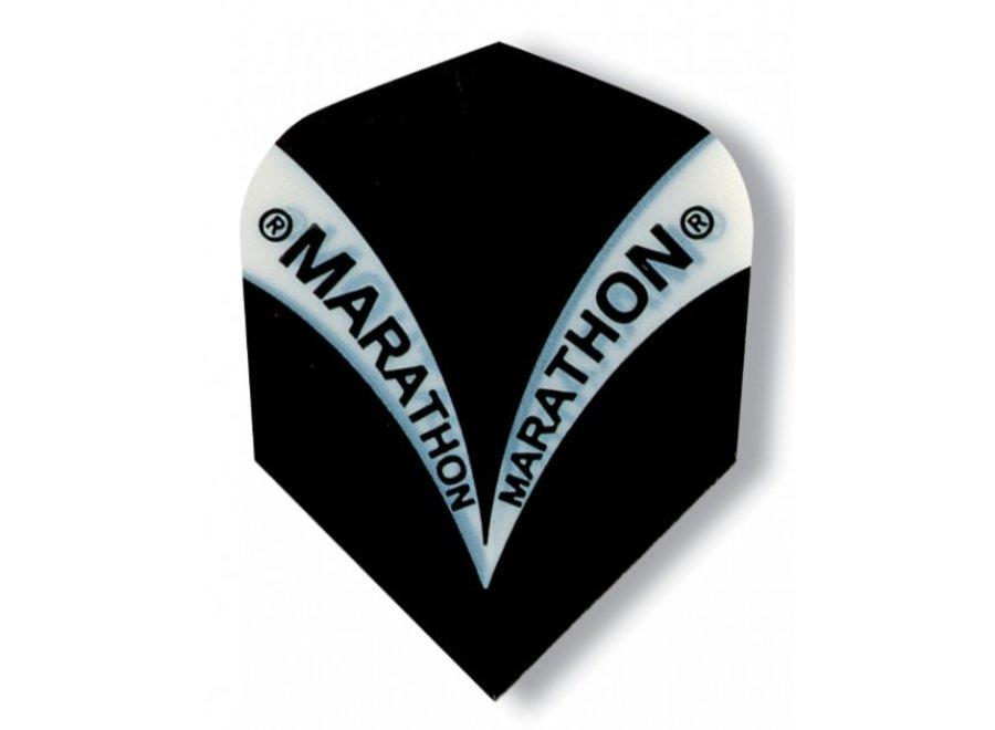Marathon flights zwart