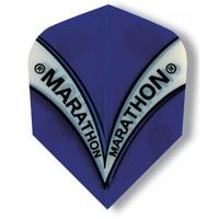 Marathon flights blauw