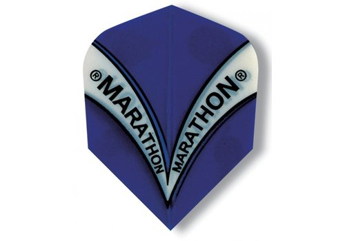 Harrows  Marathon flights blauw
