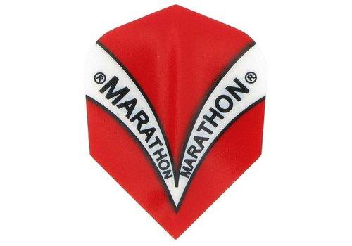 Harrows  Marathon flights rood