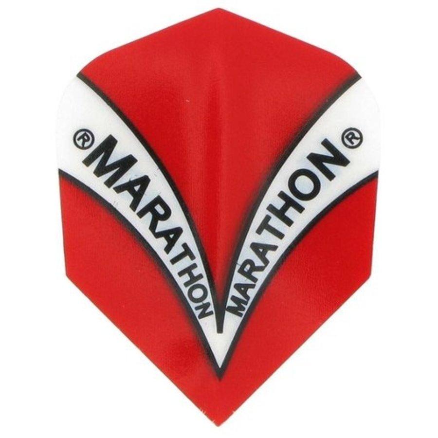 Marathon flights rood-1