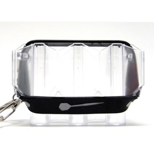 L-Style Kristal flights case clear
