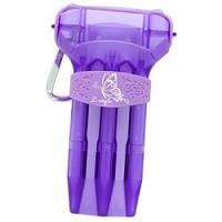 Kristal case one clear purple