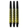 Basic collection Spiroline zwart/geel