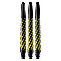Spiroline zwart/geel