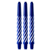 Basic collection Spiroline blauw/wit