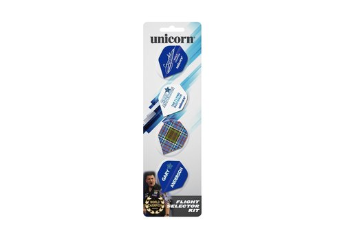 Unicorn  Gary Anderson multipack flights
