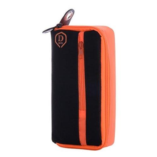 One80 Mini D box zwart/oranje