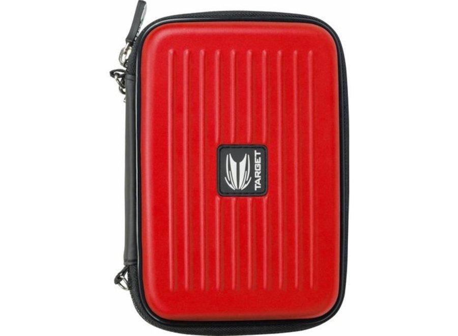 Tacoma wallet XL rood