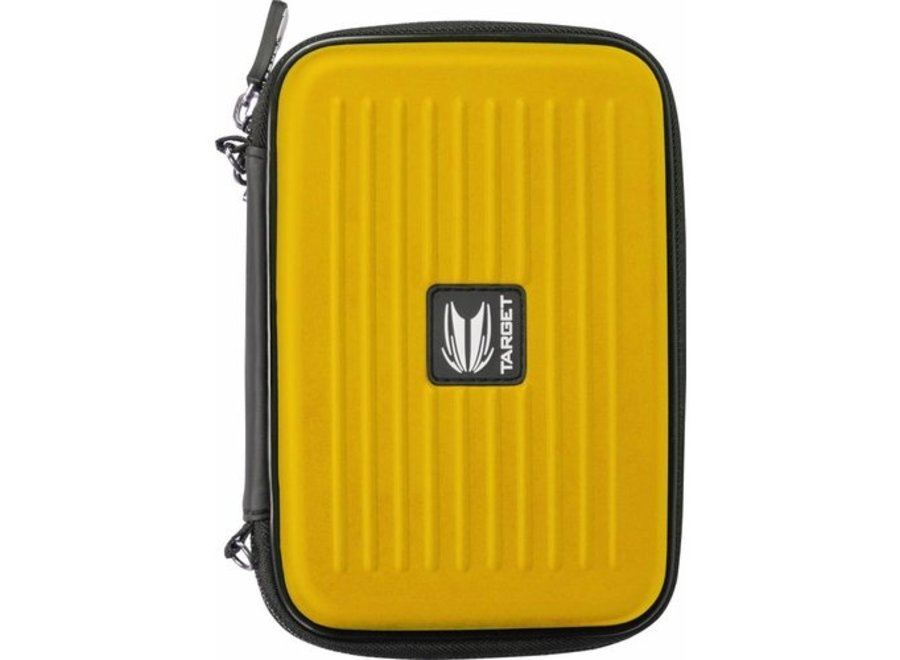 Tacoma wallet XL geel