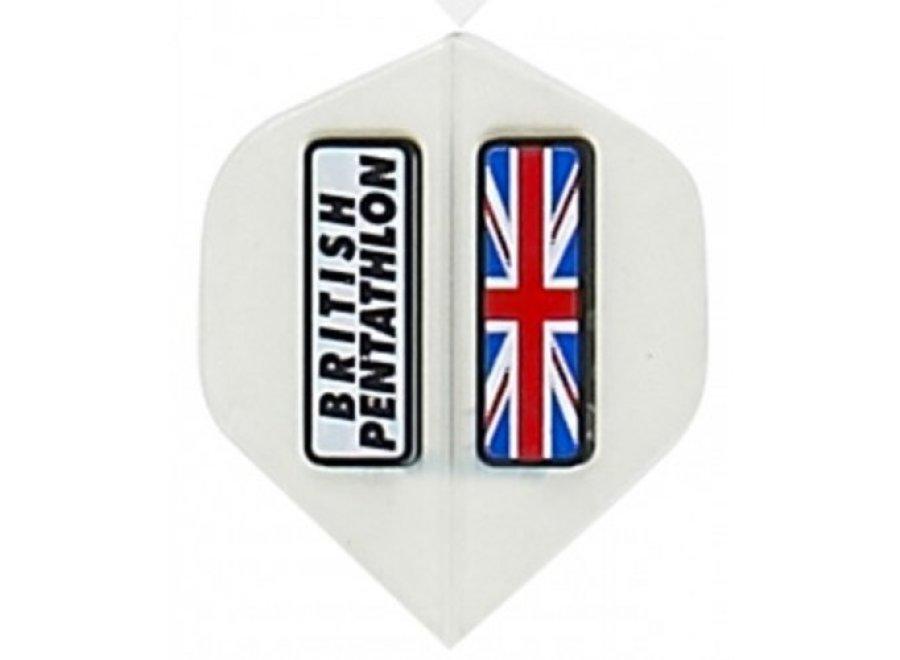 British pentathlon flight wit