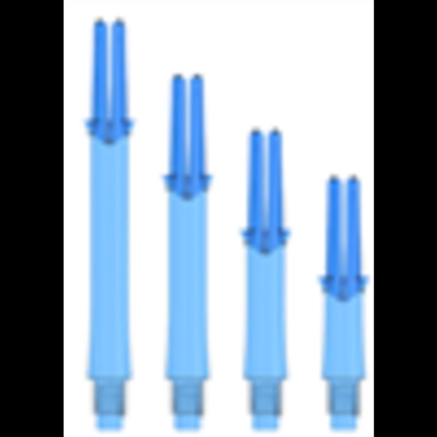 L shaft straight blauw-1