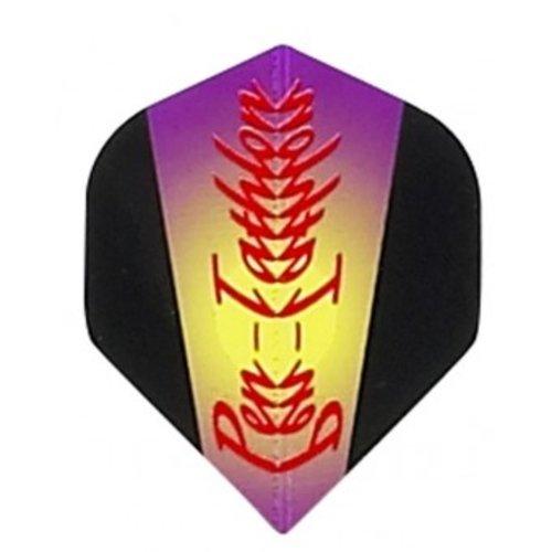 Pentathlon Pentathlon flight geel multicolor