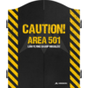 Mission Dartkabinet caution  area 501