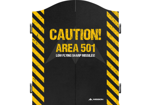 Mission Kabinet Caution area 501