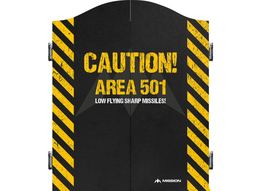 Kabinet Caution area 501