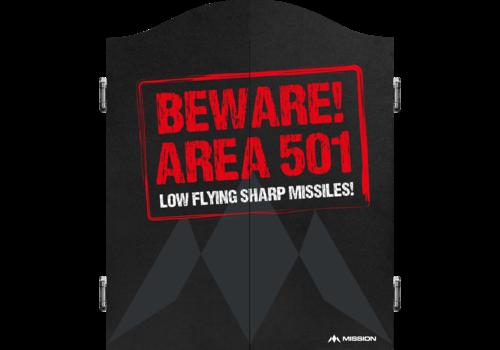 Mission Kabinet licht beware area 501