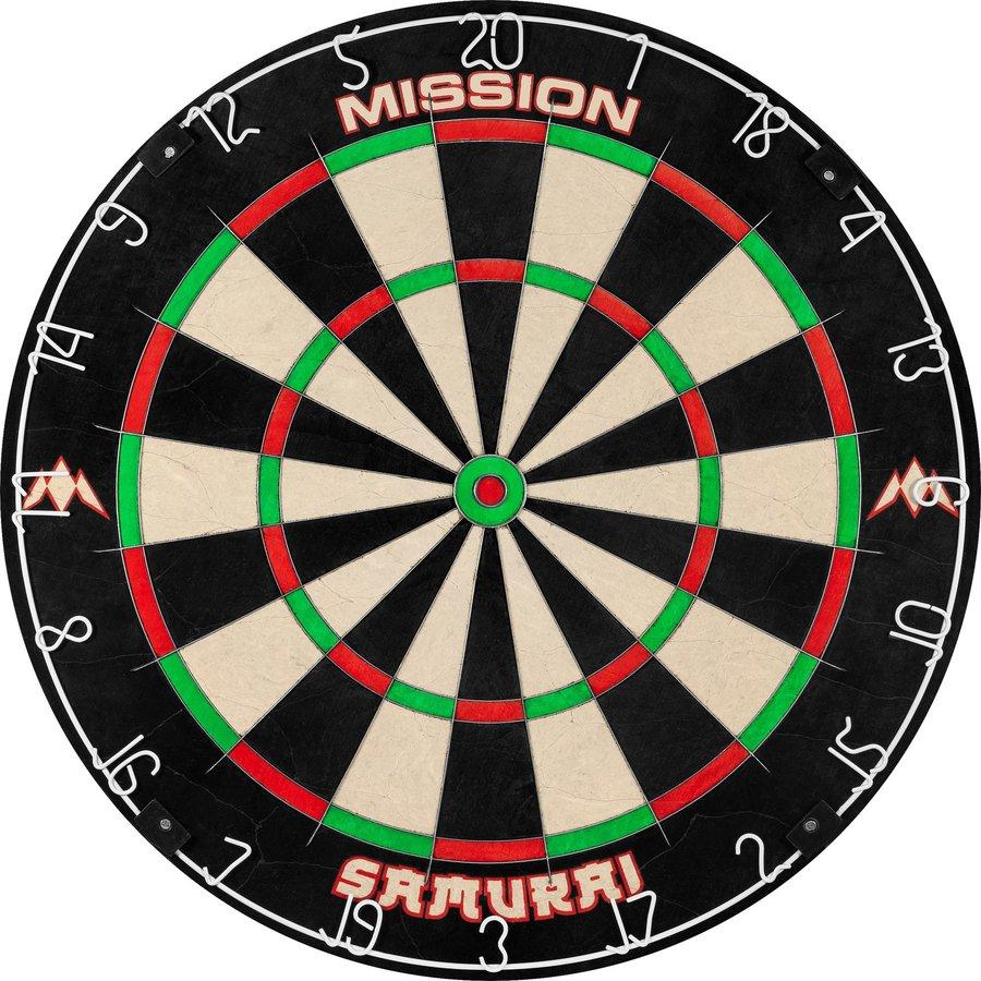 Mission Samurai dartbord-1
